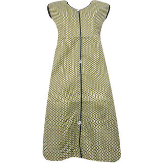 Srinika elegant fern green tunic