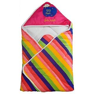 Love Baby 574 Velvet Dry Robe (Pink)