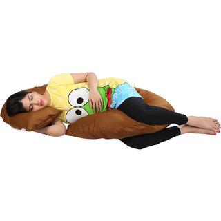 MomToBe maternity / Pregnancy Pillow - Brown