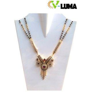 V-Luma Designer Mangalsutra Necklace 01