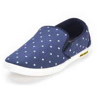 Maxis Mens NT-6125 Royal Blue Freefeet Loafer and Mocassins