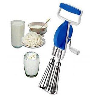 New Beater Hand Crank Beater Egg Mixer And Buttermilk - 83570901