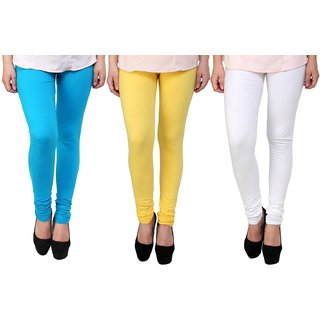 Stylobby Woolen Leggings Pack Of 3