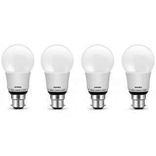 Wipro Garnet 9 Watt LED Bulb (Combo of 4)