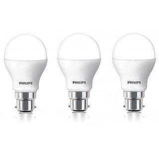 Philips B22 4 Watt LED Blub (Combo of 3)
