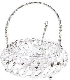 Basket 18x9.5x18 cm