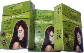 Veda Herbal Concept - Herbal Henna (offer pack of 3pcs)