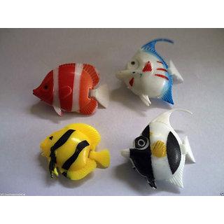 Buy Decoration Aquarium Simulated Swimming Artificial Plastic Fish Artificial Plant Online Get 29 Off