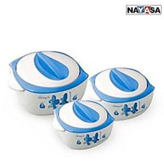 Nayasa Desire Blue Casseroles