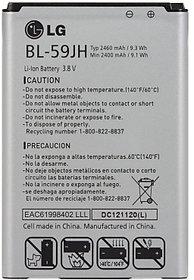 LG BL59JH Battery LG Optimus L7 II Dual P715 F5 F3 VS870 Ludid2 P703 2460 mAh