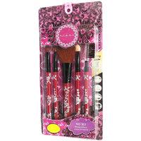 Makeup Brush - Set Of 5 Pcs