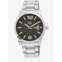 Lawman Pg3 Black Dial Watch For Men LW7004D