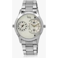 Lawman Pg3 White Dial Watch For Men LWM019001