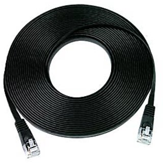 Premium Ultra Cat6 Flat Patch LAN Cable Cord 5Mtr
