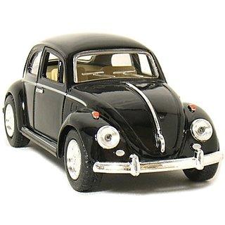 Kinsmart 1967 Volkswagen Beetle Classic (Black)