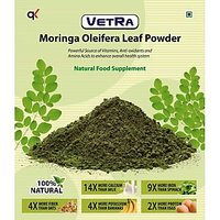Organic Moringa Powder - 500 Grams Direct Farm