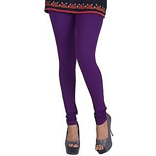 Dora Womens Churidar Leggings (H022, Fuchsia, Free Size)