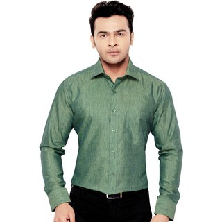 Corporate Club Tunica Party Shirt L.Green