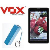 Vox V102 Dual Sim Calling Tablet With 2000mAh