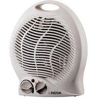 Nova Compact Warmer NH 1202/00 Fan Room Heater