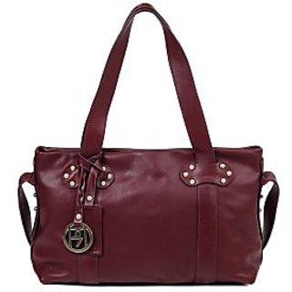 Phive Rivers Women Leather Handbag-PR958