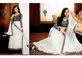 Parisha Graceful Latest Collection Of Anarkali Suits In Soft Net & Velevt