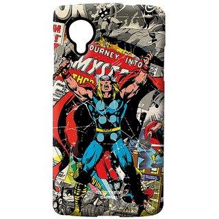 Comic Thor - Case For LG Nexus 5