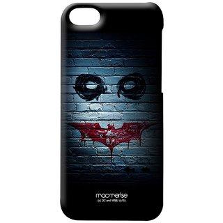 Joker Grafitti - Case for iPhone 5C