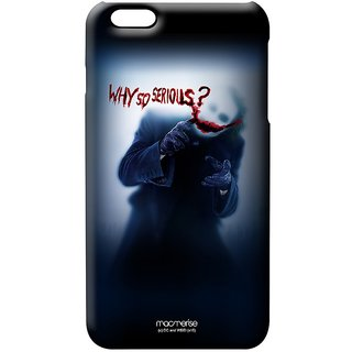 Joker - Why So Serious - Case for iPhone 6 Plus