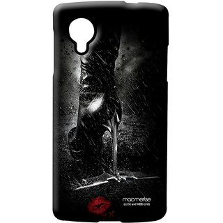 Catwoman - Killing him softly - Case for LG Nexus 5