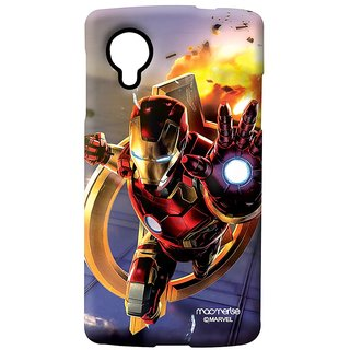 Ironman - Super Genius - Case For LG Nexus 5