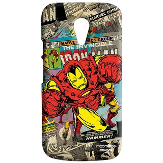 Comic Ironman - Sublime Case for Moto G2