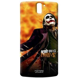 Joker - Everything Burns - Case for OnePlus One
