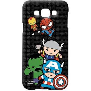 Kawaii Art Marvel Comics - Sublime Case for Samsung E7