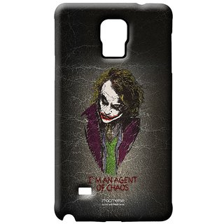 Joker  - Agent of Chaos - Case for Samsung Note 4
