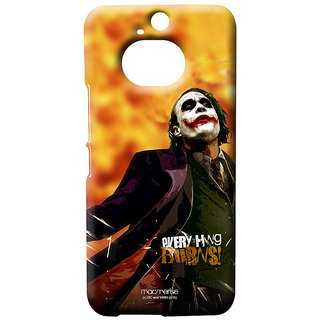 Joker - Everything Burns - Case for HTC One M9 Plus