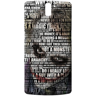 Joker Quotes - Case for OnePlus One
