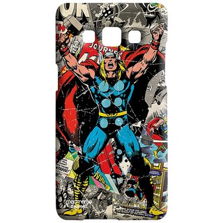 Comic Thor - Sublime Case for Samsung A5