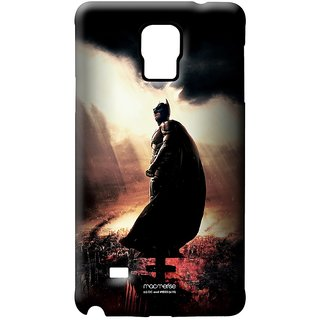 Batman Rises - Case for Samsung Note 4