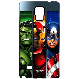 Avengers Angst - Pro case for Samsung Note 4