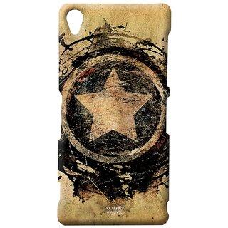 Symbolic Captain Shield - Sublime case for Sony Xperia Z3