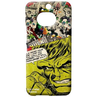 Comic Hulk - Pro case for HTC One M9 Plus
