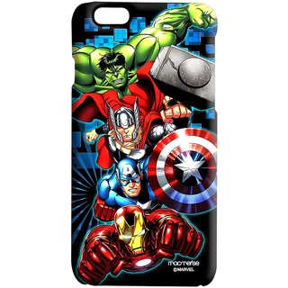 Avengers Fury - Pro case for iPhone 6