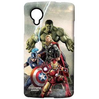 Avengers - Time To Avenge - Case For LG Nexus 5