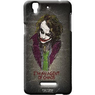 Joker  - Agent of Chaos - Case for YU Yureka