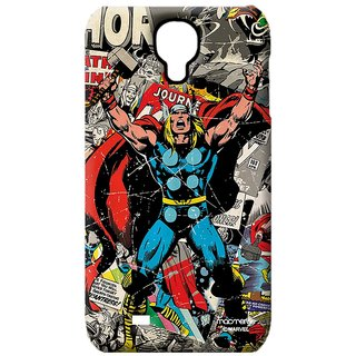 Comic Thor - Sublime Case for Samsung S4