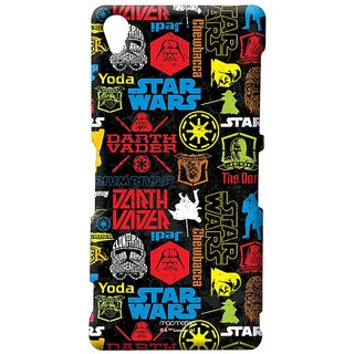Star wars mashup - Sublime Case for Sony Xperia Z3