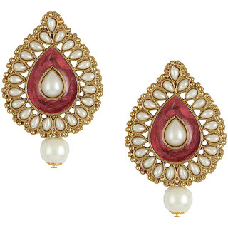 Dg Jewels Ethnic Earrings-ER054MR