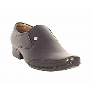 Knoos Men's Blue Formal Shoes