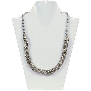Mayas Designer Twisting Necklace